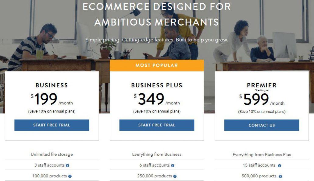 Zoey Ecommerce Test: Preise